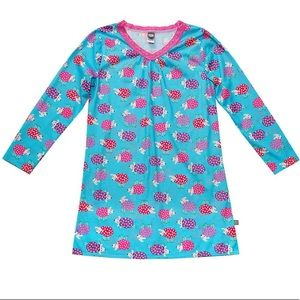 NWT Women's Med. Dollie & Me Sheep Print Nightgown